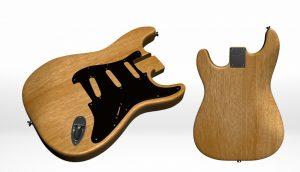 Korpus gitary